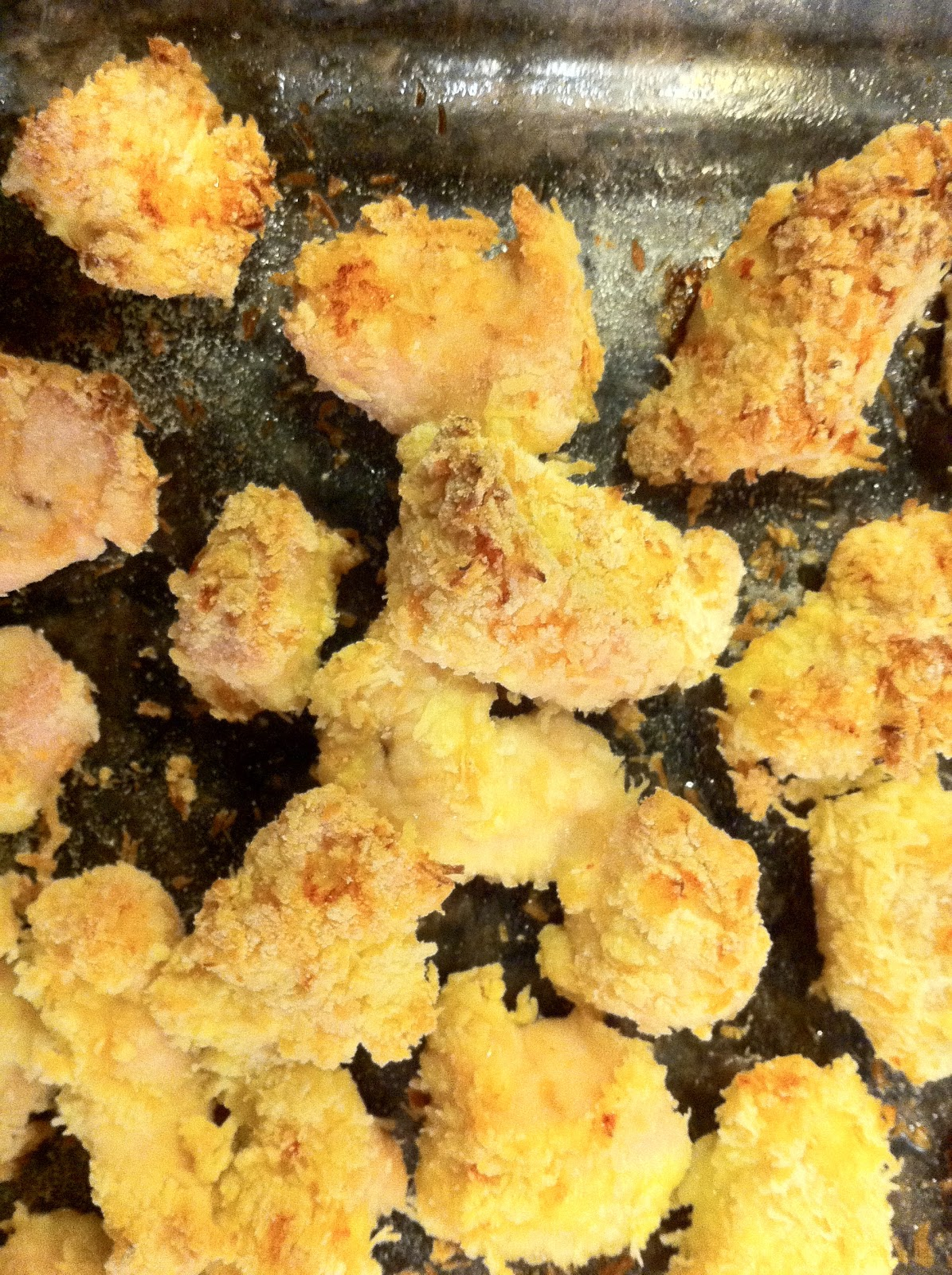 Oven Fried Herbed Chicken Recipe — Dishmaps