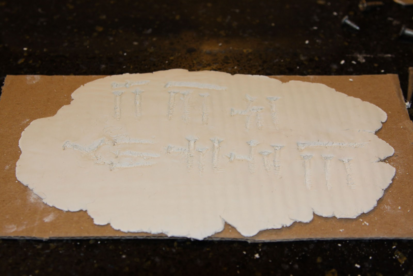 how to make clay tablets