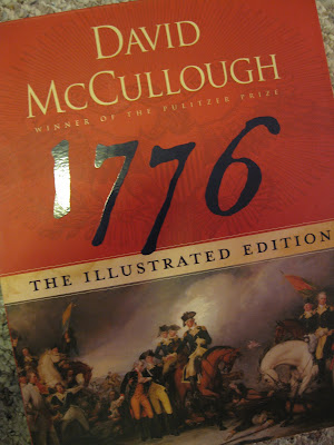 a summary of 1776 by david mccullough