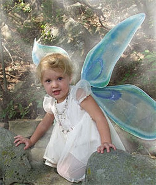 how to make your own fairy costume