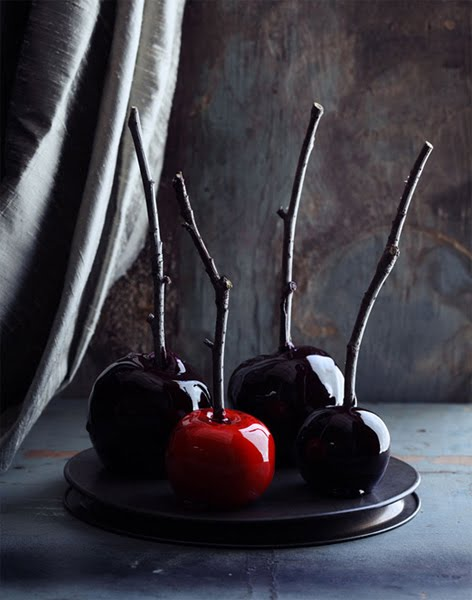 Red candied apples recipes