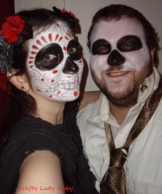 makeup skull. skull like make-up too,