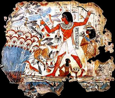 2b. Egyptian Painting [Beyond Books - History of Painting]