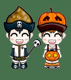 Viwawa Halloween Wawas