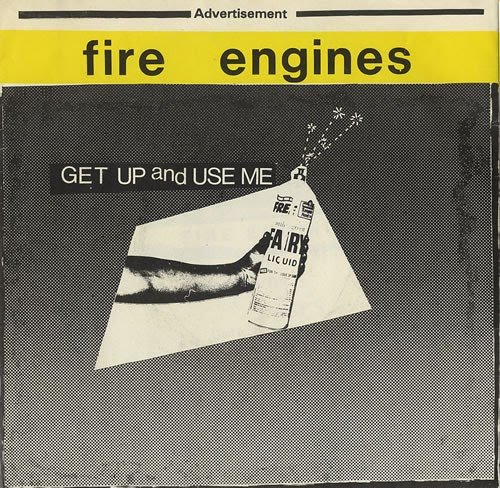 Revolution rock hungry beat the fire engines story for 13th floor elevators fire engine