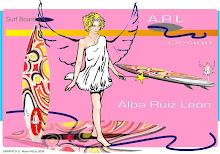 Alba's Surf Board Designs