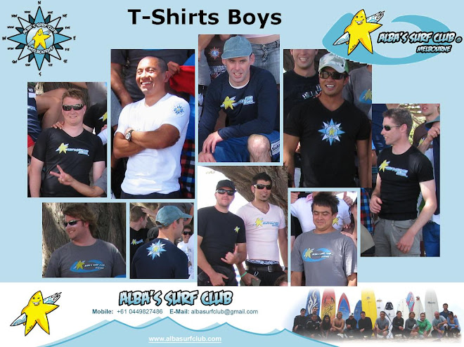 Alba's Surf Club Wear Boys