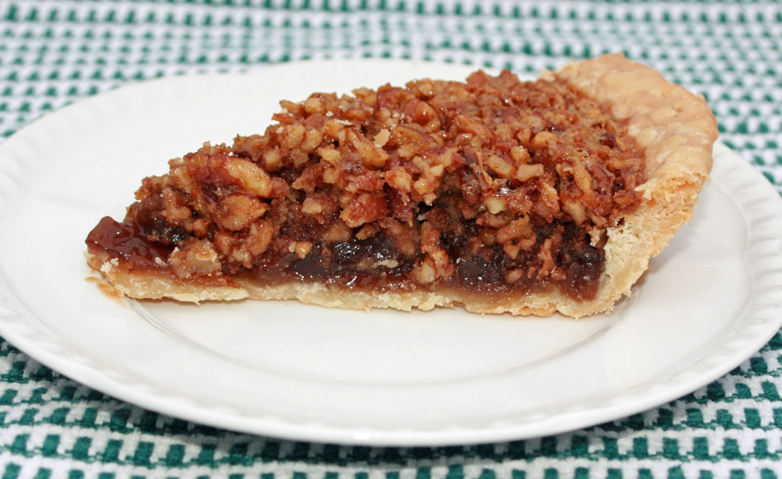 Food and Garden Dailies: Perfect Pecan Pie