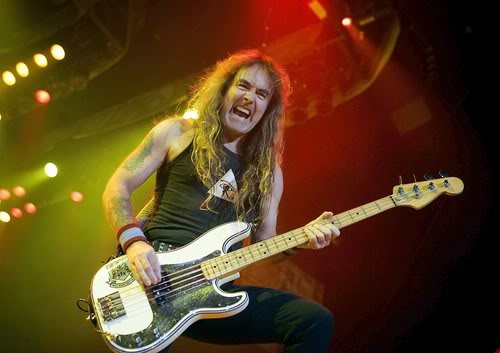 Steve Harris - Wallpaper Colection