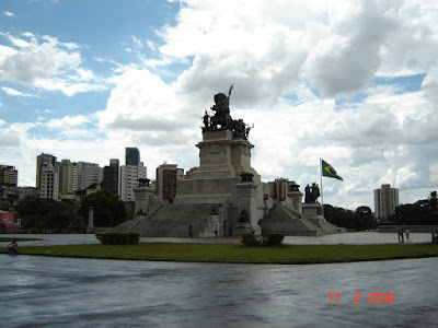 Monumento do Museu do Ipiranga = free picture by Emilio Pechini