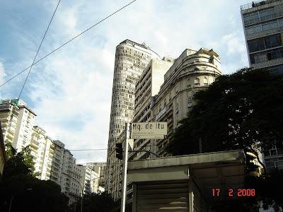 Rua Marquês de Itu, próximo a Praça da República - São Paulo, Brasil - free picture by Emilio Pechini