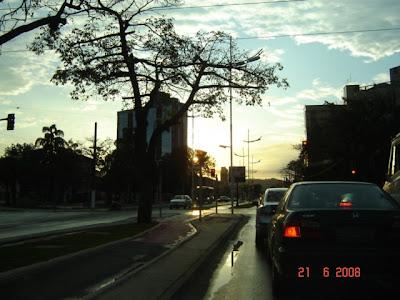 Avenida Afonso Pena, Santos - SP