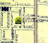 Antiga Subestação da City - CAPINZAL - Rua Itapura de Miranda - 1950