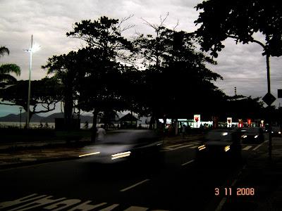 Santos - SP - Brasil - Foto de Emilio Pechini em 03/NOV/2008