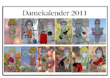 Damekalender 2011