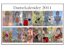 Damekalender 2011