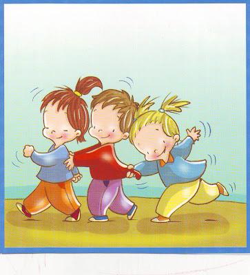 Eduquemos con amor laminas ni os y ni as jugando for Aprendiendo y jugando jardin infantil