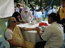 Kem Kesihatan @ Tmn Sri Ukay @ 11 Nov 08