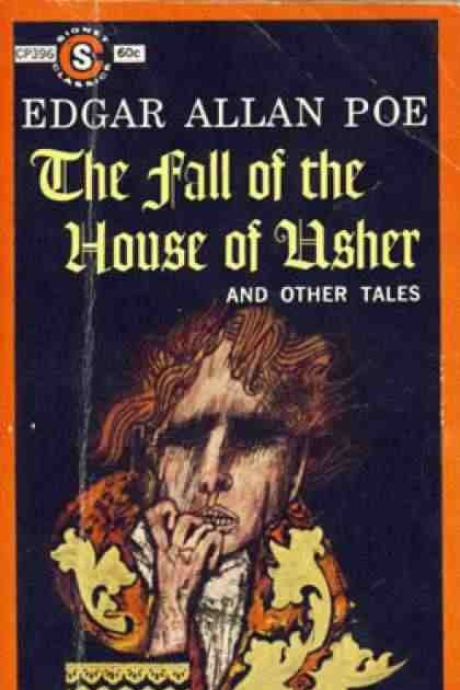 fall of the house of usher thesis Edgar allan poe's the fall of the house of usher the fall of the house of  usher, which first appeared in burton's gentleman's magazine in september,  1839.