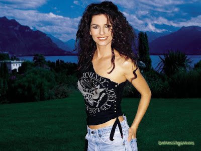 shania twain native american irish french