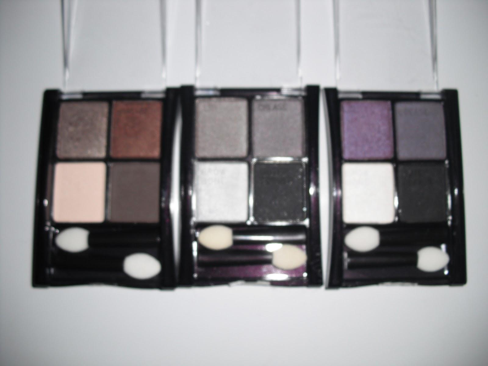 Pammy Blogs Beauty Great Smokey Eye Quads Maybelline Smokes Total