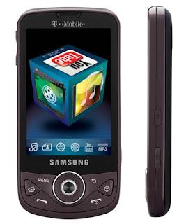 Suma y sigue, Samsung Behold II