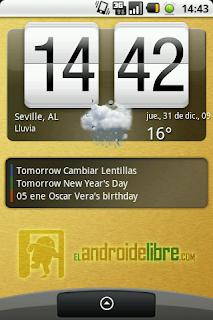 Primeros pasos en Android Snap20091231_144301