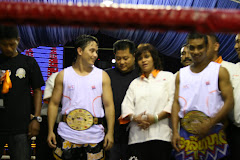 Bernard Radin(56-75kg)& Muhd Ali(<56kg) winners of Malaysian Ultimate Warrior '07