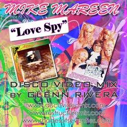 Mike Mareen Love Spy Espia De Amor