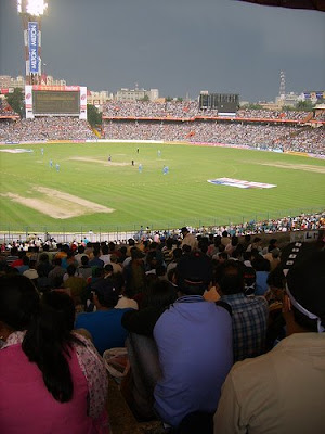 Eden Garden, Kolkata Knight Riders Team, Indian Premiere League, IPL, IPL 2009, IPL2, indian cricket, cricket, Cricket news,