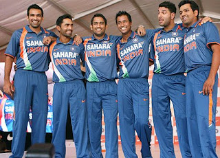 Indian Cricket New Jersey, Cricket news, DLF IPL News, indian cricket, Indian Premiere League, IPL, IPL 2009,