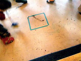 how to put cotton in floor tom