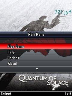 James Bond Quantum of Solace picture