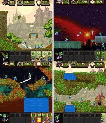 Lemmings Tribes image