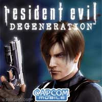 Resident Evil Degeneration java game