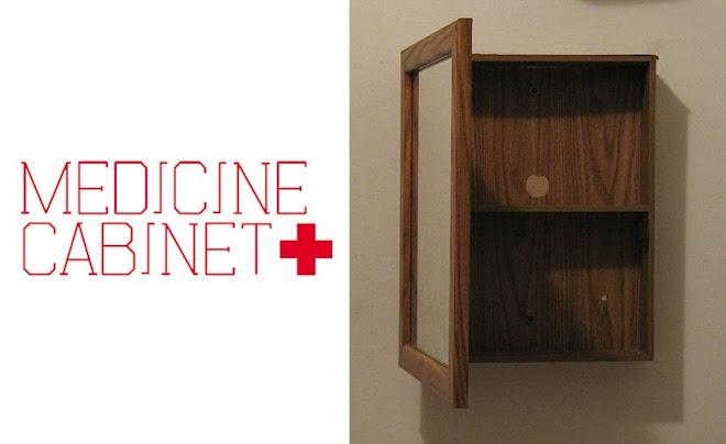 +medicine cabinet
