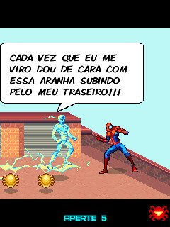 Screenshot0035 Mini-Análise Spiderman Toxic City (Java)