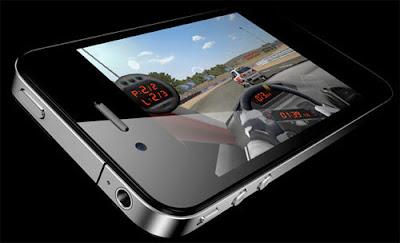 500x_iphone_4 iPhone 4: o que muda nos games?
