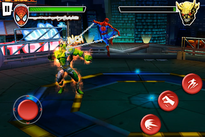 SPIDERMAN_05 Gameloft revela 'Ultimate Spider-Man Total Mayhem' Trailer e imagens