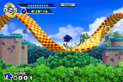 Sonic-4-iPhone-screen-2 Review: Sonic 4 - Episode I [iPhone / iPod Touch]