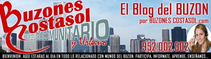 El Blog del Buzón por Buzones Costasol [punto] Com