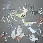 7 Bird Flourishes
