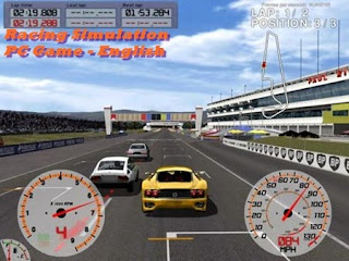 Free Online Auto Racing Game  on Pc Games Download  Free Download Games  Vdrift   Car Racing Simulation