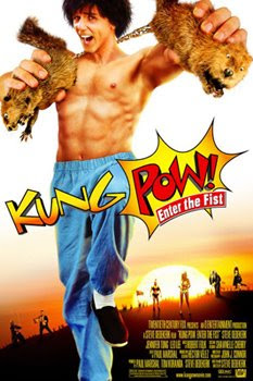 Kung Pow : O Mestre da Kung Fu São Dublado