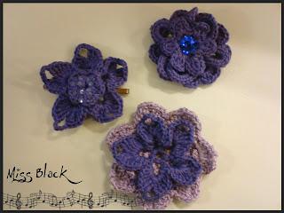 flor cabelo, presilha, fashion, ti-ti-ti, head bend, acessório, crochet