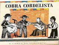 Ouça o Novo CD de Cobra Cordelista