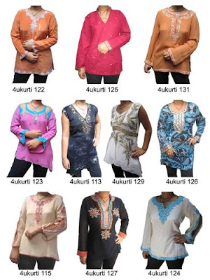 Photos Of Latest Designs Of Ladies Kurti