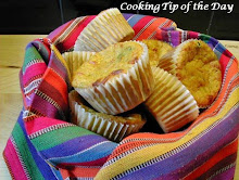Mexican Chili Cheese Corn Muffins