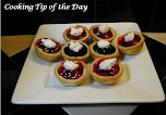 Bite Sized Fruit Pies