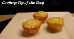 Tiny Ham & Pineapple Pot Pies